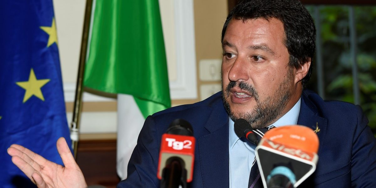 Italy Clamps Down on NGOs Who Rescue Migrants From Sea