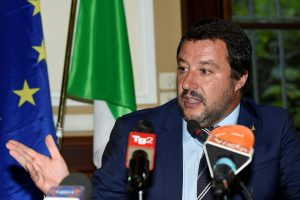 Italy Narrows Asylum Rights in Clampdown on Immigration
