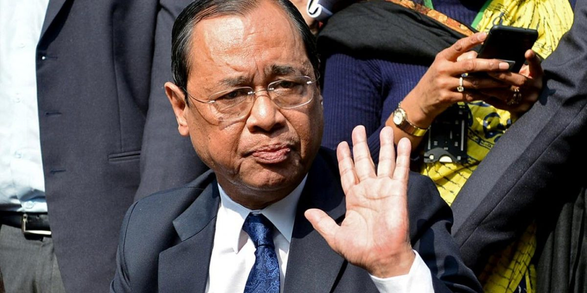 Why CJI Gogoi Should Step Away From Judicial Work Till In-House Inquiry is Complete