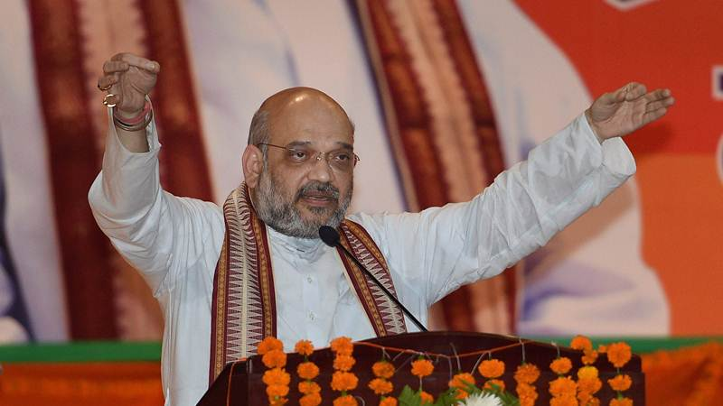 BJP Will Scrap Article 370, Introduce NRC Across the Country: Amit Shah