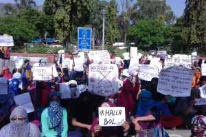 Students at RIE Ajmer Protest Regressive Hostel Regulations
