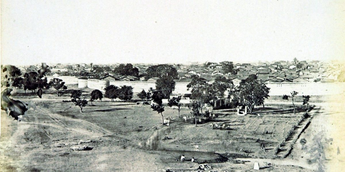 Tracing the History of Ahmedabad, a City of Limited Emancipation