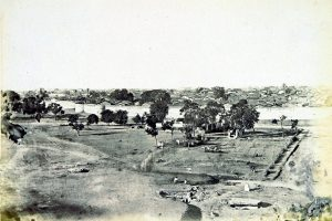 Tracing the History of Ahmedabad,a City of Limited Emancipation