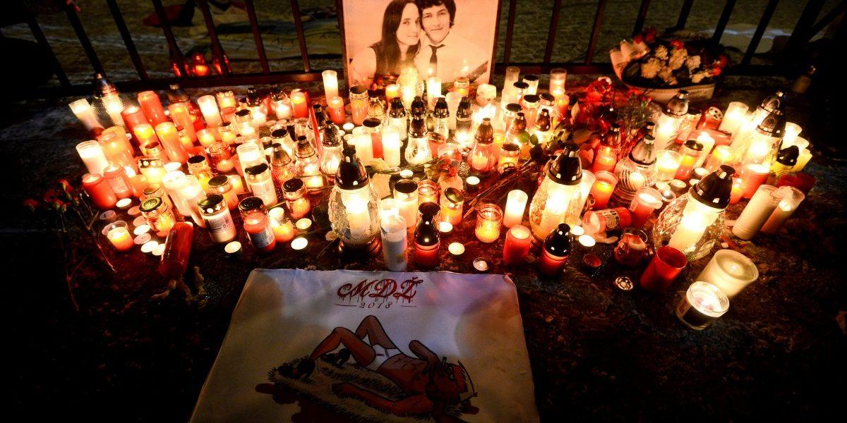 Three People Charged With Slovak Investigative Journalist Kuciak's Murder