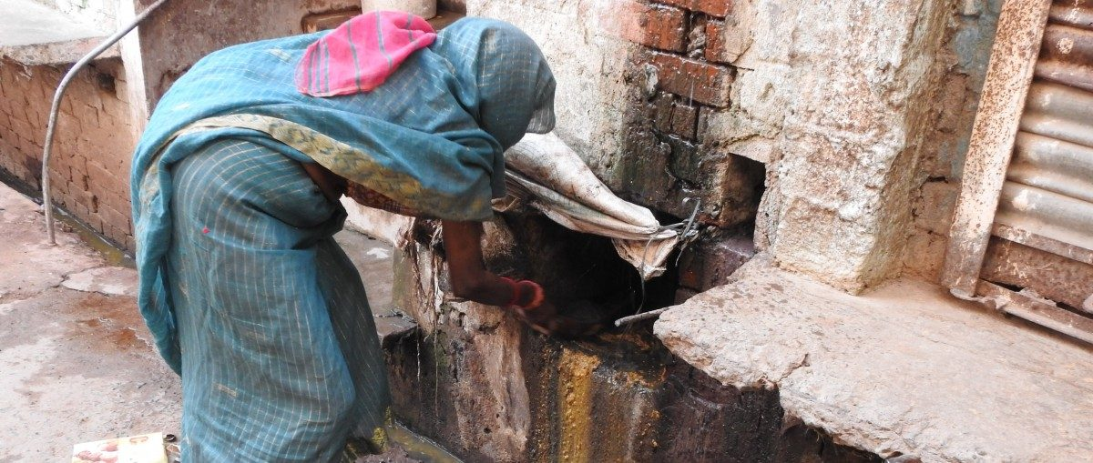 When it Comes to Manual Scavenging, Enacted Laws Have Persistently Failed