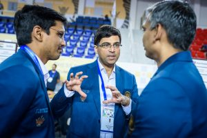 US Thwarts India's Promising Start, Once Again, at Batumi Chess Olympiad