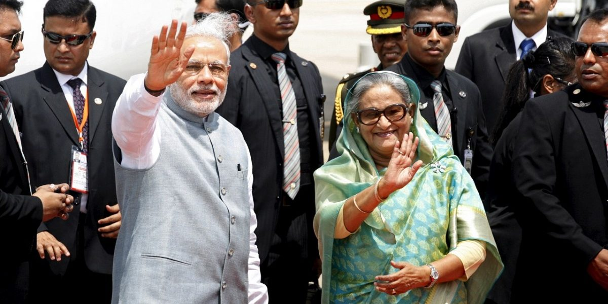 Sheikh Hasina Expresses 'Great Concern' Over NRC, Modi Tells Her Not to Worry