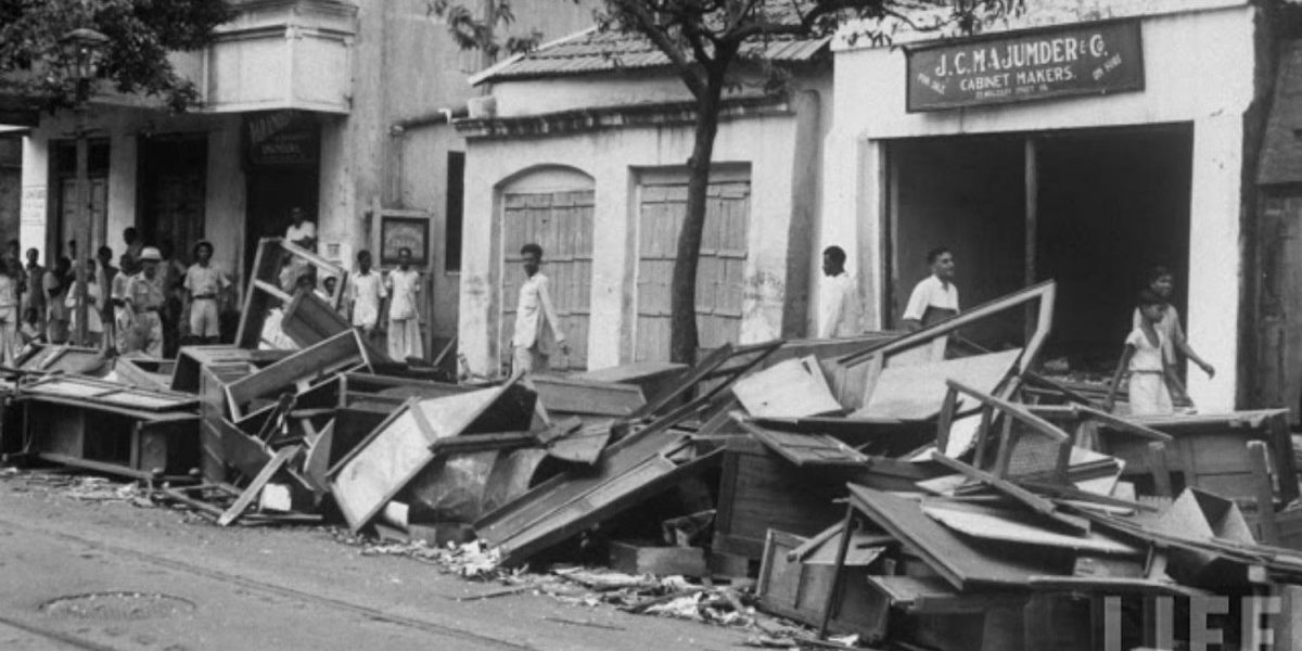 Memories of 1946 Great Calcutta Killings Can Help Us Understand Violence in Today's Bengal