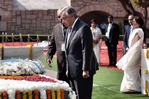 India Becoming a Fundamental Pillar of Multilateralism: UN Secretary-General