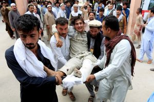 Carnage at Afghan Election Rally as Suicide Bomber Strikes, at Least 13 Dead