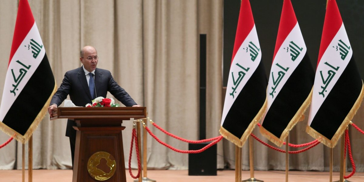 Iraq Names New President and Premier, Ending Months of Deadlock