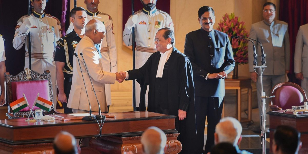 Watch | Meet Ranjan Gogoi, the 46th Chief Justice of India