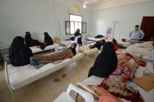 Yemen Cholera Outbreak Accelerates to Over 10,000 Cases per Week, Says WHO