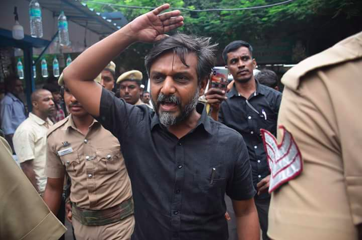 Activist Thirumurugan Gandhi Released on Bail After 53 Days in Tamil Nadu Prison