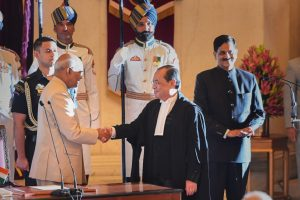 At the Supreme Court, CJI Ranjan Gogoi Sets the Stage for His Tenure on Day One