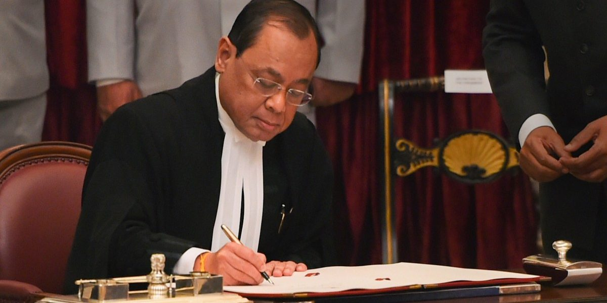 CJI Gogoi Withdraws From Panel Meet Headed By Prime Minister On Alok Verma Fate