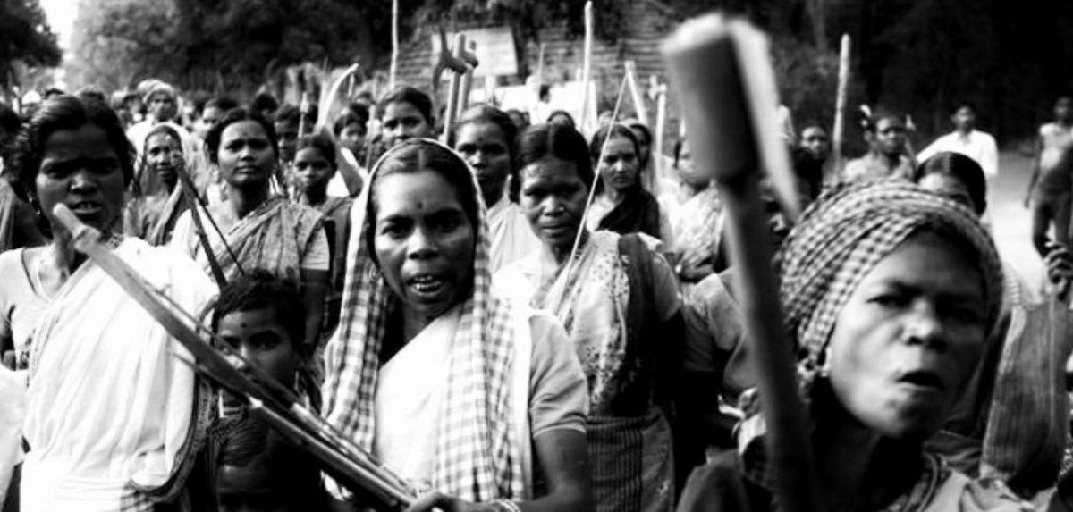 During West Bengal's Naxalbari Movement, Women Were Not Merely in the Background