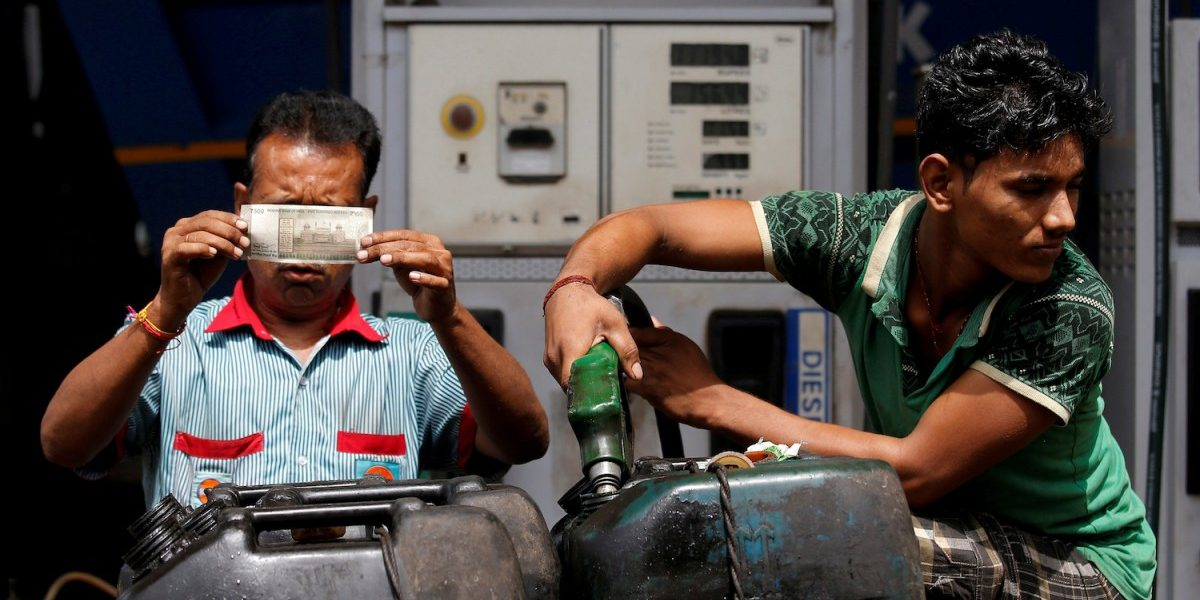 Modi Government Blinks on High Fuel Prices Cuts Excise Duty on Petrol and Diesel