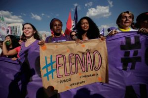 Brazil's Women, LGBTQ+ Community Lead the Fight Against Rising Machismo Culture