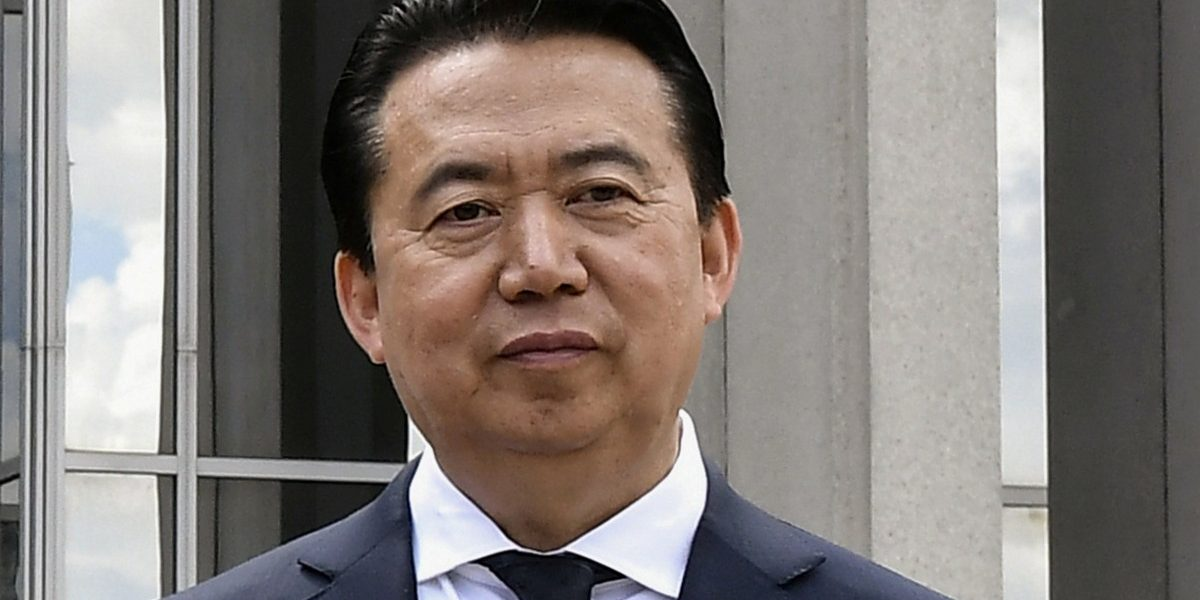 Interpol Says Disappearance of Its President Is a 'Matter for French, China Authorities'