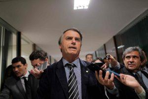 Will Stick to Hardline Agenda Says Brazil's Far-Right Presidential Candidate Bolsonaro