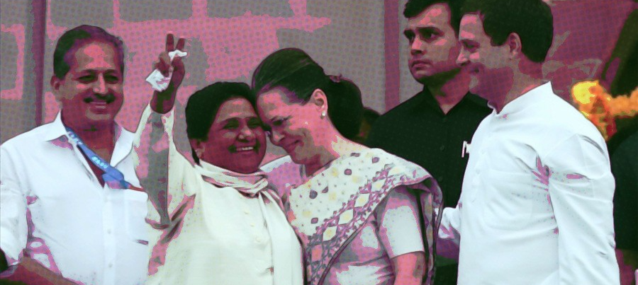 Is Congress Worried About a Rejuvenated BSP?