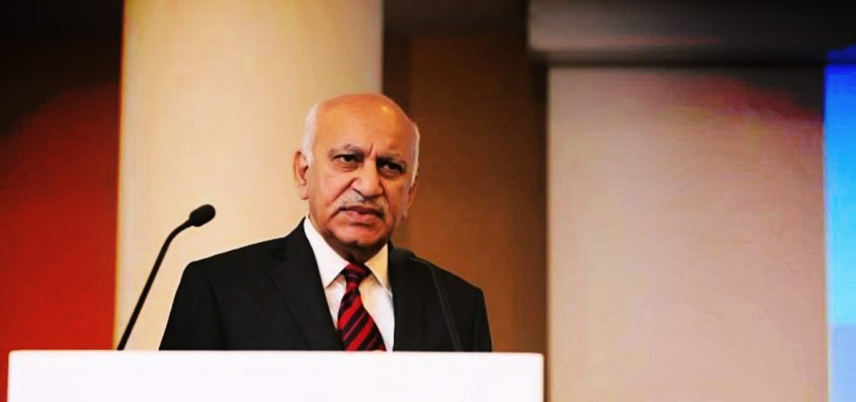 Congress Asks M.J. Akbar To Either Give Satisfactory Explanation Or Quit
