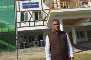 From Western UP to Downtown Srinagar, the Journey of Congress Candidate Abid Kashmiri