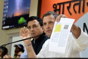 Farmers Facing Worst-Ever Crisis but PM is Guarding Ambani: Rahul Gandhi on Rafale Deal