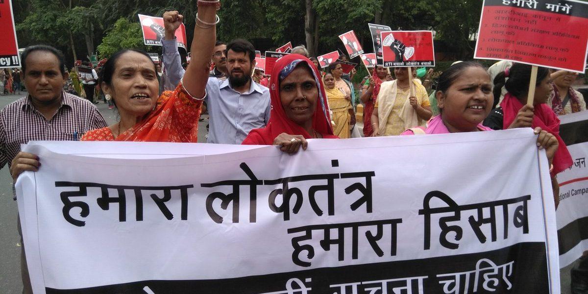 Modi Government Resurrects Attempts to Amend RTI