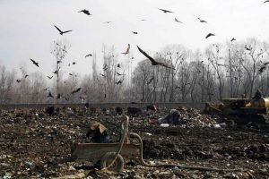 Government Apathy Is Behind Srinagar's Achan Dumping Site Becoming a Major Health Hazard