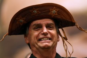 Right-Wing Brazil Candidate Bolsonaro Commits to Free Press After Calling It 'Trash'