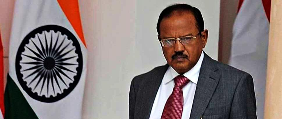 British NSA Speaks to Ajit Doval, Offers Assistance to Deal With Terrorism