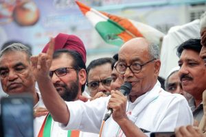 Once the Chief Minister, Digvijay Singh Finds Himself Sidelined in Madhya Pradesh