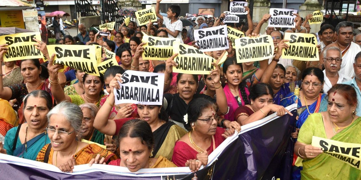 What If Sabarimala Was in a BJP-Ruled State?