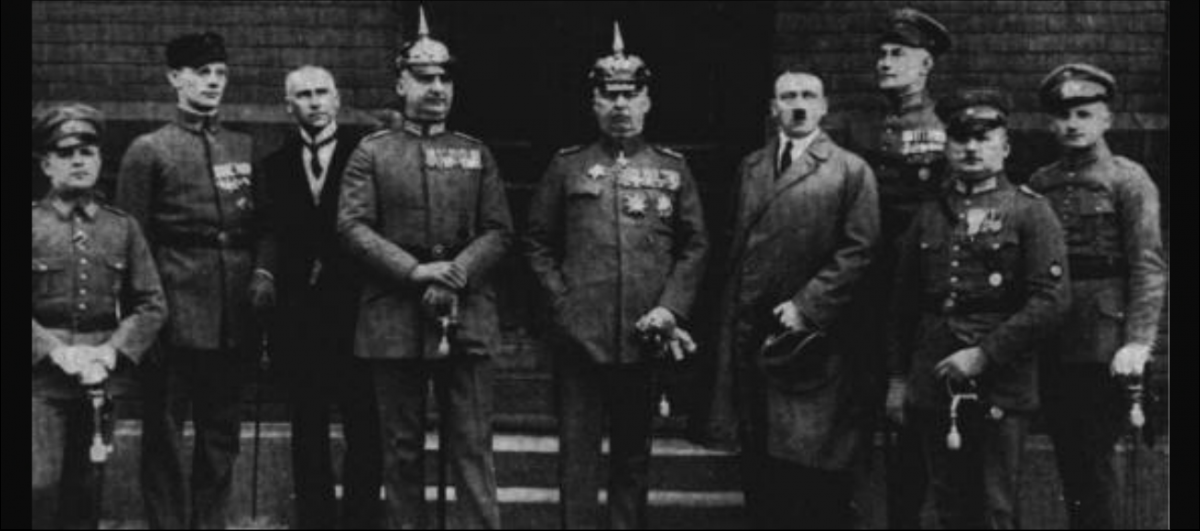 The Beer Hall Putsch of November 9, 1923 – Germany's Own 9/11