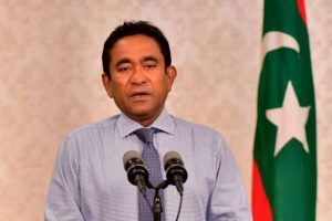 Preparing to Step Down, No Regrets About Decisions Made: Maldives President Yameen