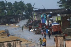 Cyclone Gaja Likely to Turn into a 'Severe Cyclonic Storm'