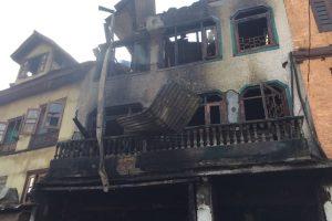 Militants, 'Accomplice', Policeman Killed in Early Morning Gun Battle in Srinagar