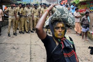 Women Walking Into Sabarimala Is Hopefully the First of 2019's Watershed Moments