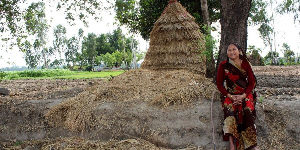 'This Land Is Mine, I'll Get It Back': Women Fight Patriarchy and Usury