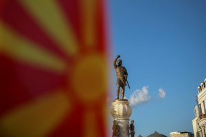 Macedonian Parliament Approves Country's Name Change