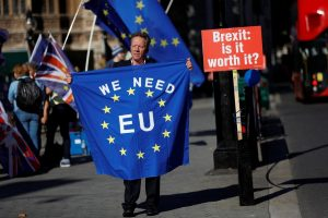 Brexit: UK to End EU's Freedom of Movement Rules in Case of No Deal