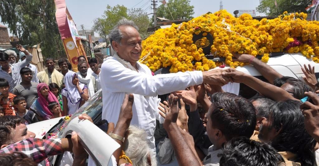 Ashok Gehlot: The Magician in Rajasthan Congress