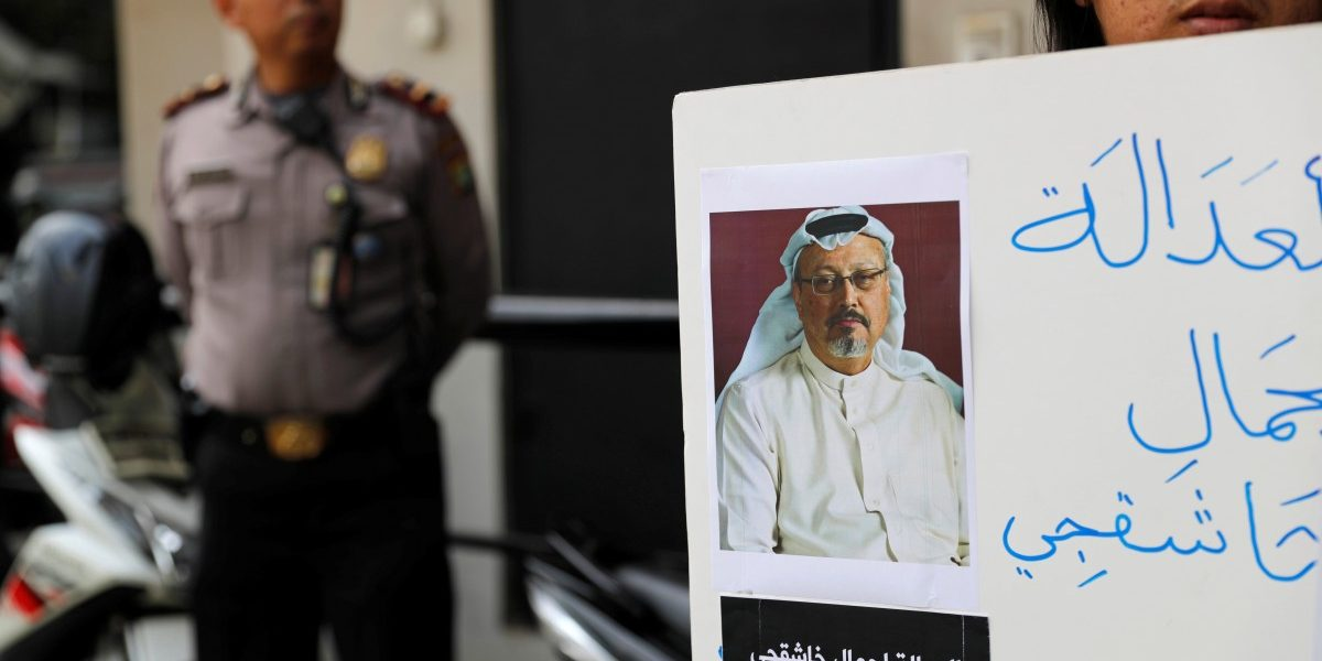 Killing of Khashoggi must be condemned in strongest possible terms - May