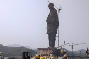 Reconfiguring India's Nationalism, One Grand Statue at a Time