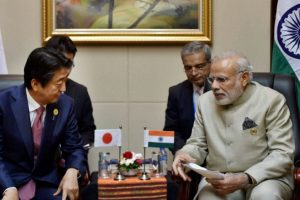 Japan Wants to Work With India on 'Concrete' Infra Projects in Third Countries