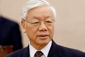 Vietnam Elects Communist Party Leader Nguyen Phu Trong as President