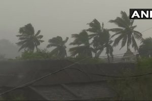 Cyclone Phethai To Hit Andhra Pradesh by Afternoon; 9 Districts on High Alert
