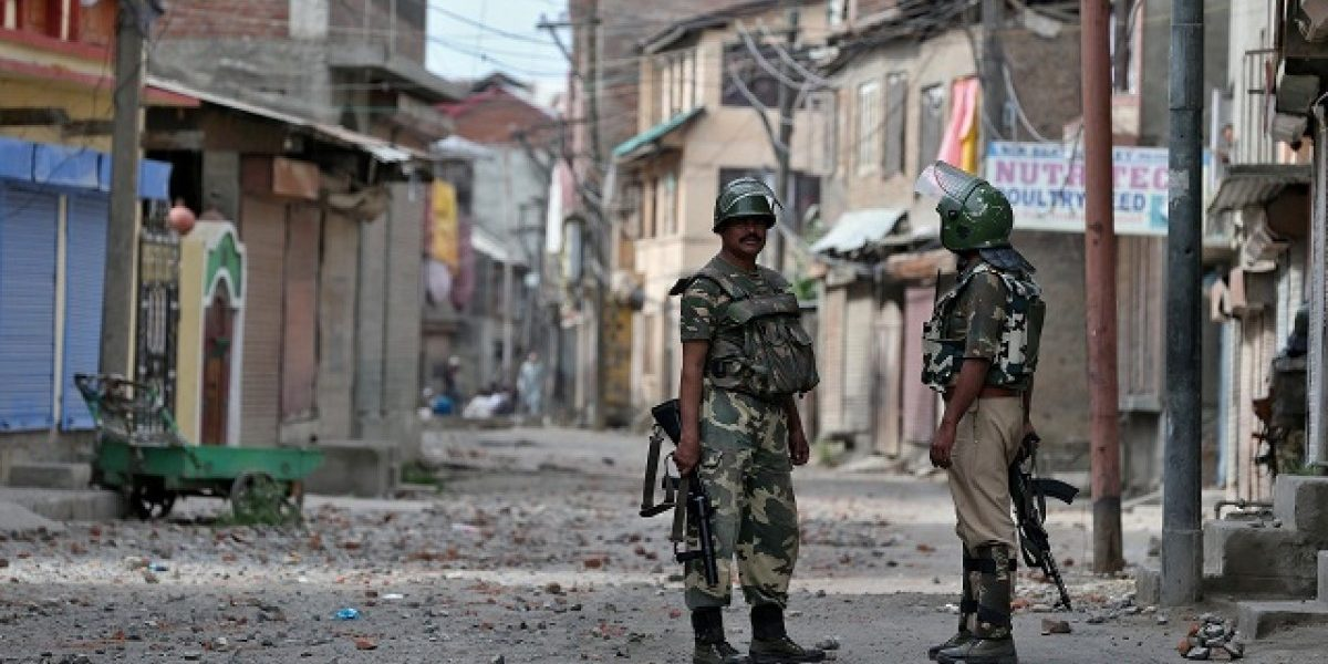 As Elections Near, Security Forces Have Scaled Up Anti-Militancy Operations in Kashmir